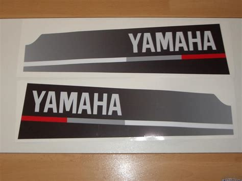 Yamaha Bootsmotoren Aufkleber by Yamaha 5c Schlauchbootforum