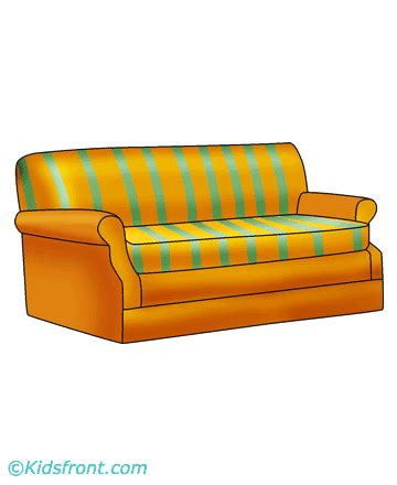 sofa cartoon sofa coloring pages for kids to color and print