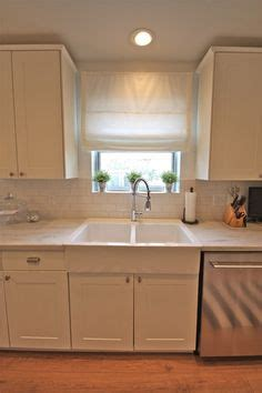 Corian Erfahrungen by Corian Linen Counters Gray Cabinets Farmhouse Sink Our