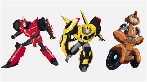 visiones de robot serie b009dag32w transformers despu 233 s de su 30 aniversario vuelven a la tv en el 2015 con robots in disguise