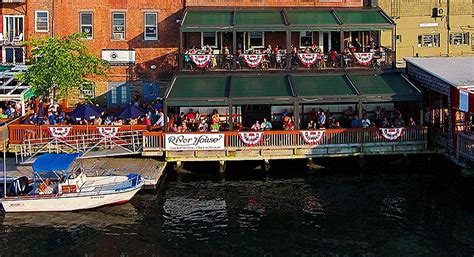 River House Restaurant Portsmouth Nh Restaurants Downtown Portsmouthnh Com