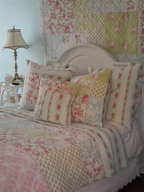 vintage inspired bedding shabby chic bedroom my romantic shabby chic home