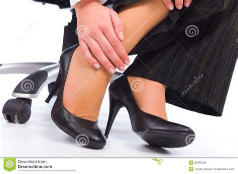 hurt leg leg hurt royalty free stock images image 36976769