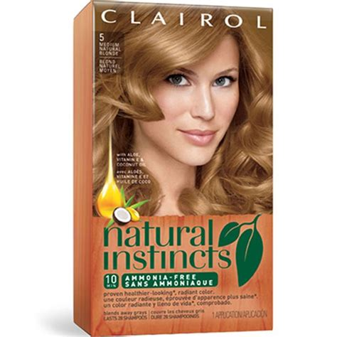 instinct hair color instincts hair color clairol instincts