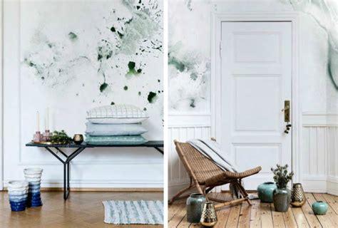 Wanddeko Ideen Mit Farbe by 32 Wandfarben Ideen Mit Aquarell Die Sie Begeistern Werden