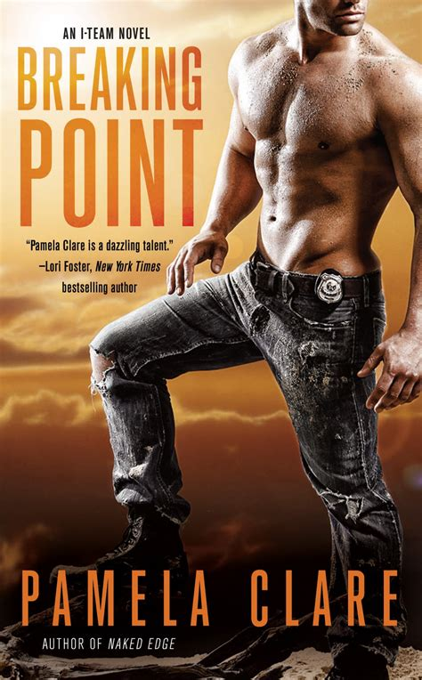review breaking point by clare badass book reviews
