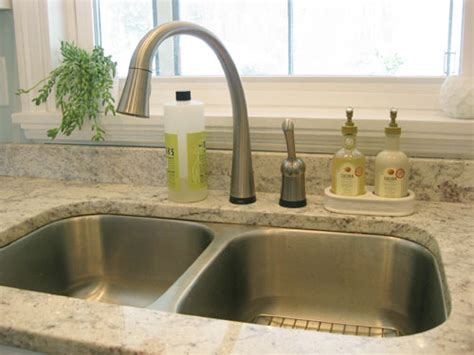 Kitchen Faucet Soap Dispenser by Filling Those Sink Holes In Granite Counters For Soap