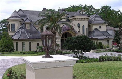 french style home plans showcase beautiful french country chateau luxury house plans