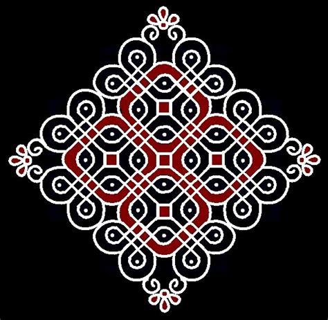 dot kolangal pattern bnb 17 kolam exles