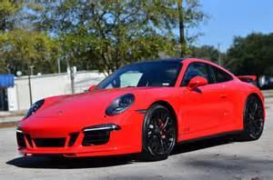 Guards Porsche 2015 911 Gts Coupe New Aerokit Cup Porsche Dealer In Fl