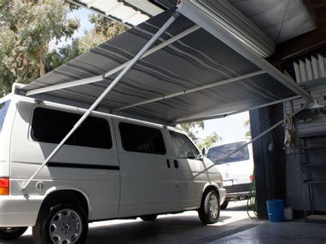 Eurovan Awning by Fiamma F45s Awning Gowesty