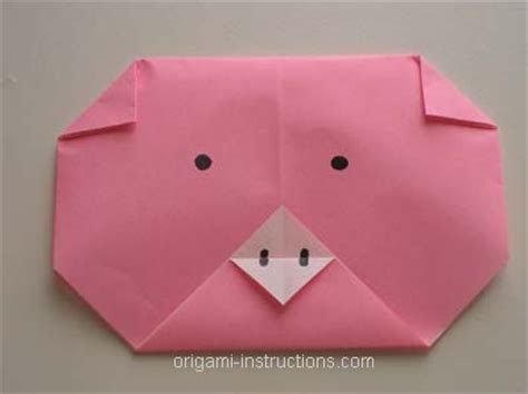 Origami Guinea Pig - pin origami guinea pig tips and more on