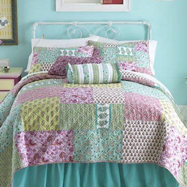 jcpenney girls bedding chloe quilt set accessories jcpenney kids