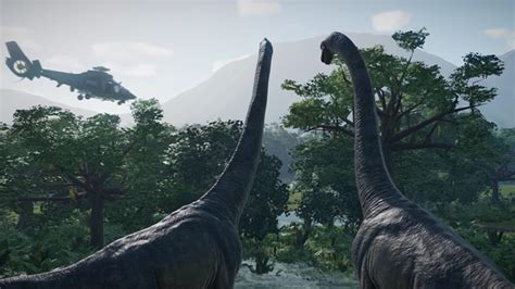 river thames jurassic world jurassic world evolution ganha gameplay de 45 minutos