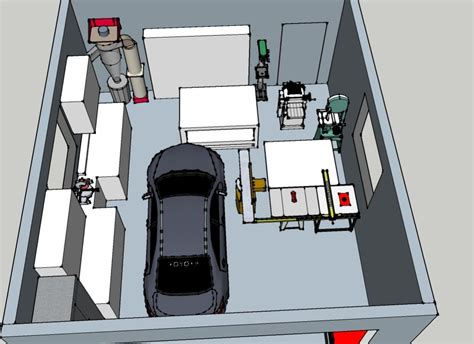 layout of car workshop woodshop garage layout joy studio design gallery best