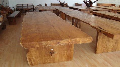 tavoli grandi tavoli e mobili rustici in teak