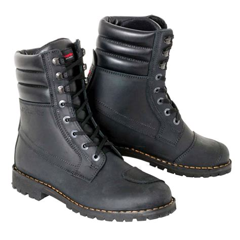 black motorcycle boots everyday motorcycle boots comfortable commuter