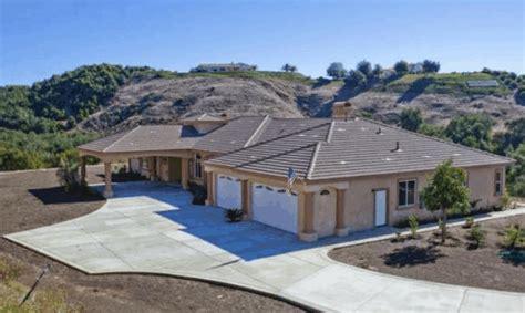 new construction temecula homes