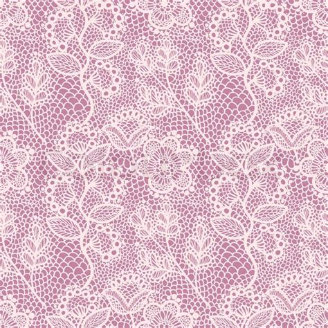 cute lace pattern vector pink gentle seamless floral lace pattern vintage