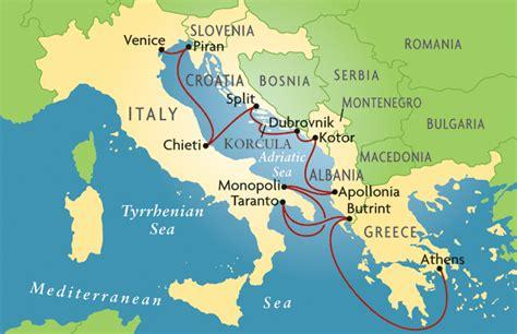 adriatic sea map adriatic sea europe www pixshark images galleries with a bite
