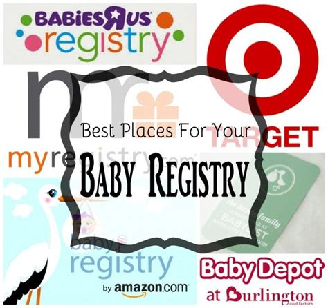 Where Are Places To Register For Baby Shower by Where To Register For Your Baby Shower Falling Glitter
