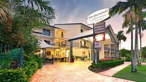 cairns appartments cairns queenslander hotel apartments cairns tourism town find book authentic