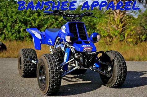 Motorcycle Apparel Fort Lauderdale by 71 Best Banshees Images On Pinterest Atvs Dune Buggies