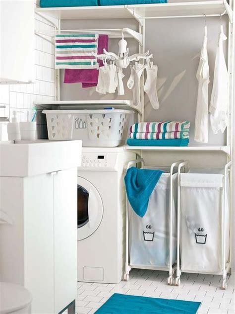 ideas practicas  organizar el cuarto de lavado