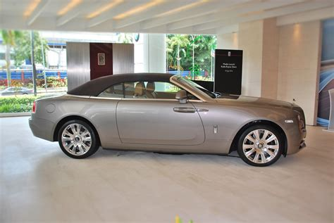 Rolls Royce Dawn Unveiled In Malaysia Autoworld Com My