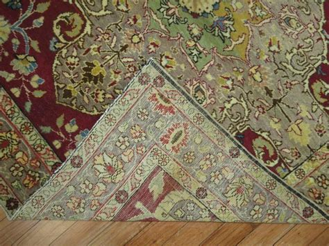 What Is A Scatter Rug by Antique Turkish Sivas Square Size Throw Scatter Rug For
