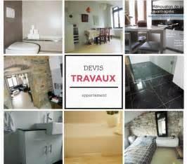 Devis Pour Travaux Appartement 3706 by Devis Pour Travaux Appartement Chiffrer Travaux R