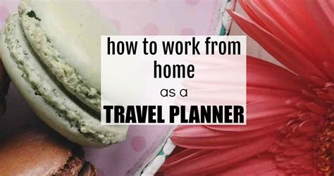 how to work from home as a travel planner crowd work news