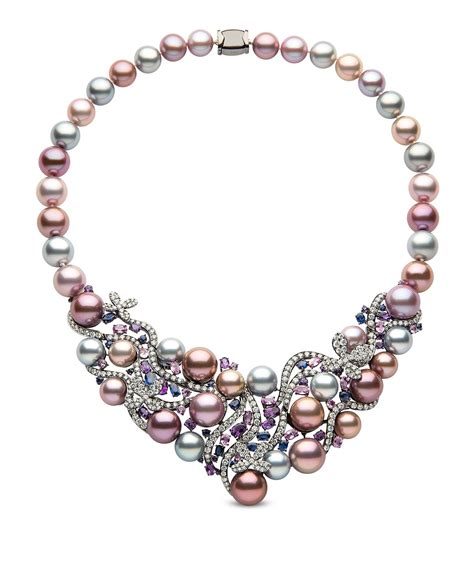 pearls for jewelry jewelry news network pearl jewelry sheds its image