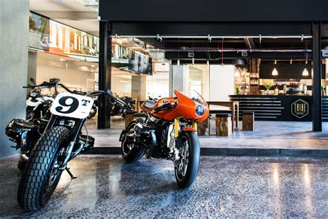 Motorrad Bmw South Africa by Tribe Coffee Bmw Motorrad South Africa Cool Hunting