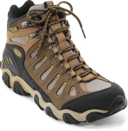 rei mens winter boots oboz sawtooth mid bdry hiking boots s at rei