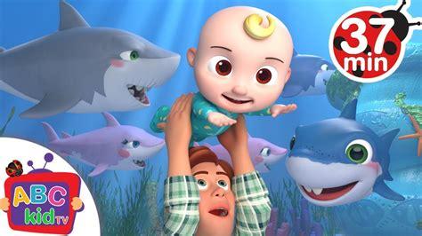 baby shark abc baby shark more nursery rhymes kids songs abckidtv