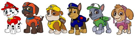 puppy paw patrol paw patrol afbeeldingen paw patrol pups hd achtergrond and background foto s 35964055