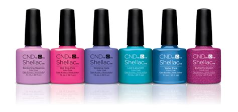 cnd8com garden muse collection shellac cnd