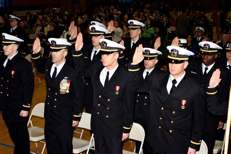 Officer Candidate School by File Us Navy 100212 N 0000k 002 Officer Candidates Take