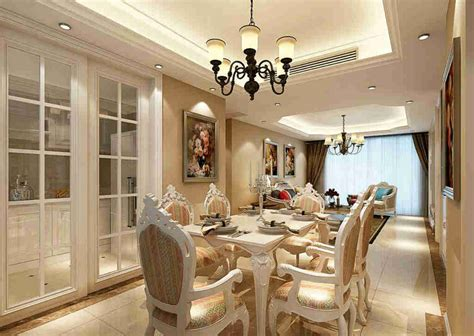 kitchen and dining interior design european style kitchen and dining room design