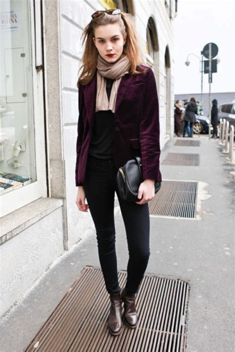 Wedges Boot Style Marun the shady side style inspirations burgundy details dress brown leather