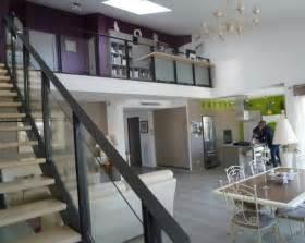 maison d sjour avec mezzanine bureau architecte
