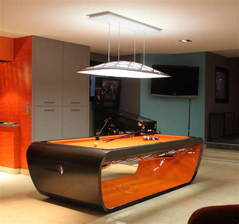 Blacklight Pool Table by Black Light Billiard Tables By Toulet Tons Of Colors And Many Cool Options If It S Hip It S