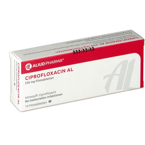 Obat Ciprofloxacin 250 Mg ciprofloxacin al 250 mg filmtabletten shop apotheke