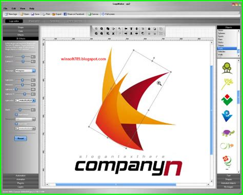 logo maker   keygen studio