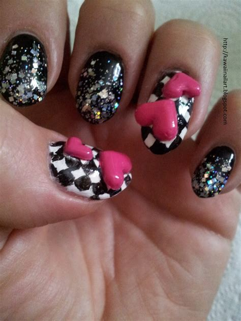 3d Nails by 50 Most Beautiful 3d Nail Designs For
