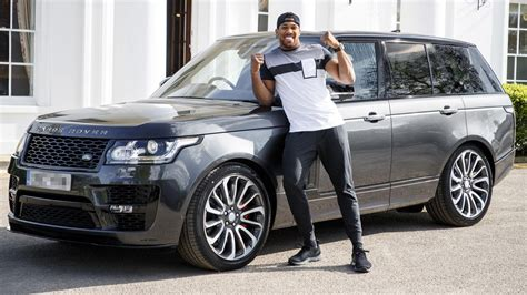 modified range rover the heavyweight chion of the world has got a modified