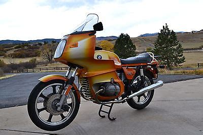 bmw r90s fairing for sale 1975 bmw r90s motorcycles for sale