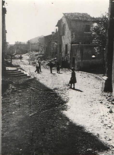 di palestrina lxx anniversario bombardamento della citt 224 di