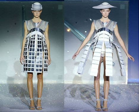 Hussein Chalayans Amazing Fashion And Technology Mix 2 by Futuristic Fashion 35 Out Of This World Designer Looks